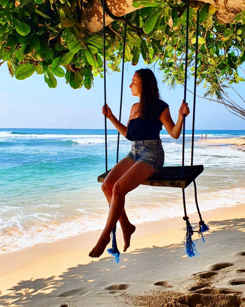 Dalawella Beach Sri Lanka 3 tygodnie