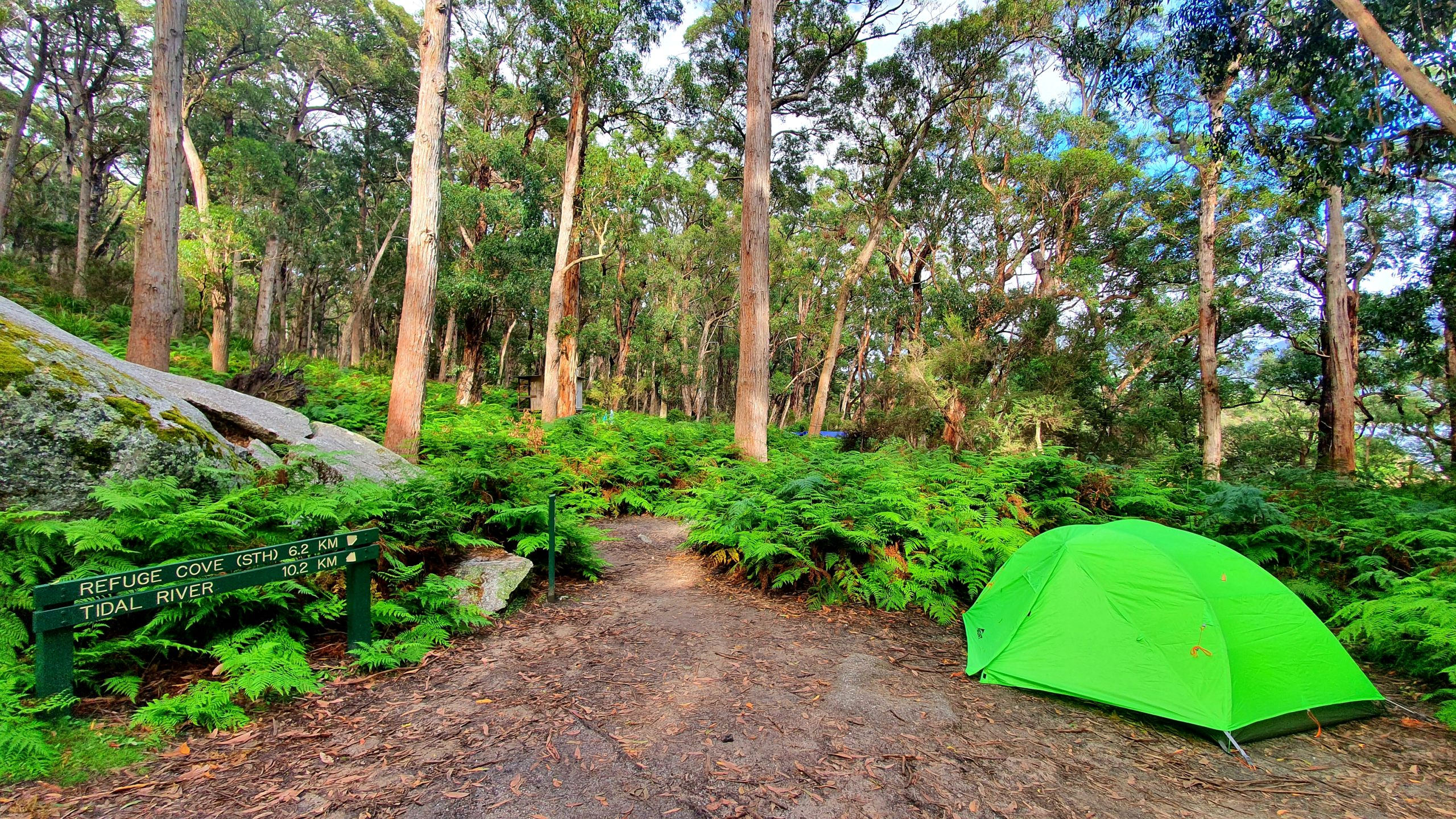 Sealers Cove campsite is what you need to know about Wilsons Promontory