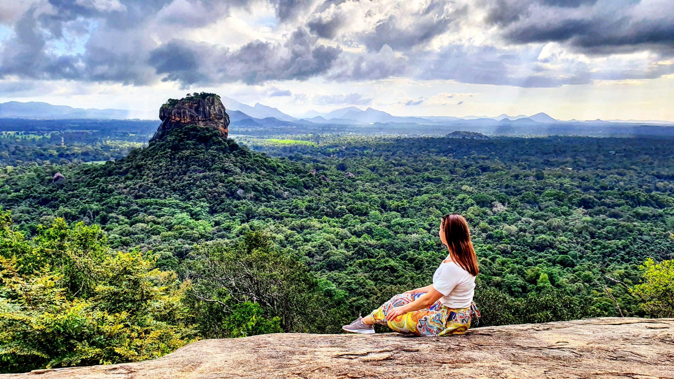 Sigirija 3 tygodnie Sri Lanka