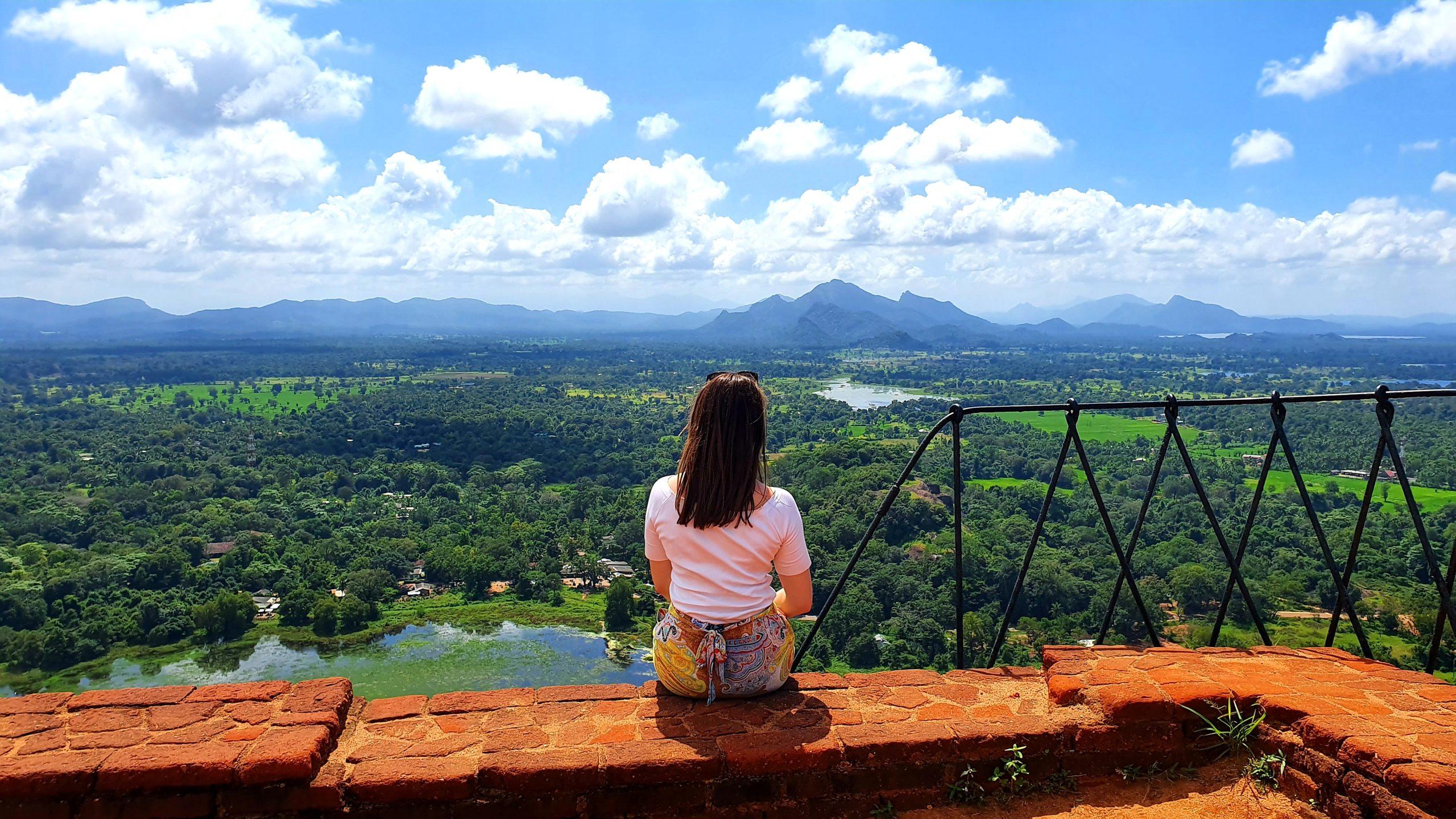 Sigirija warto zwiedzić Sri Lanka