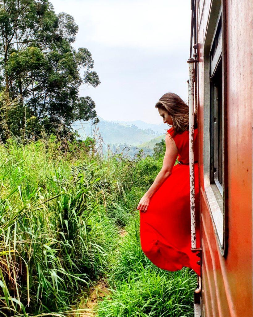 Sri Lanka co warto zobaczyć, kolej Kandy Ella