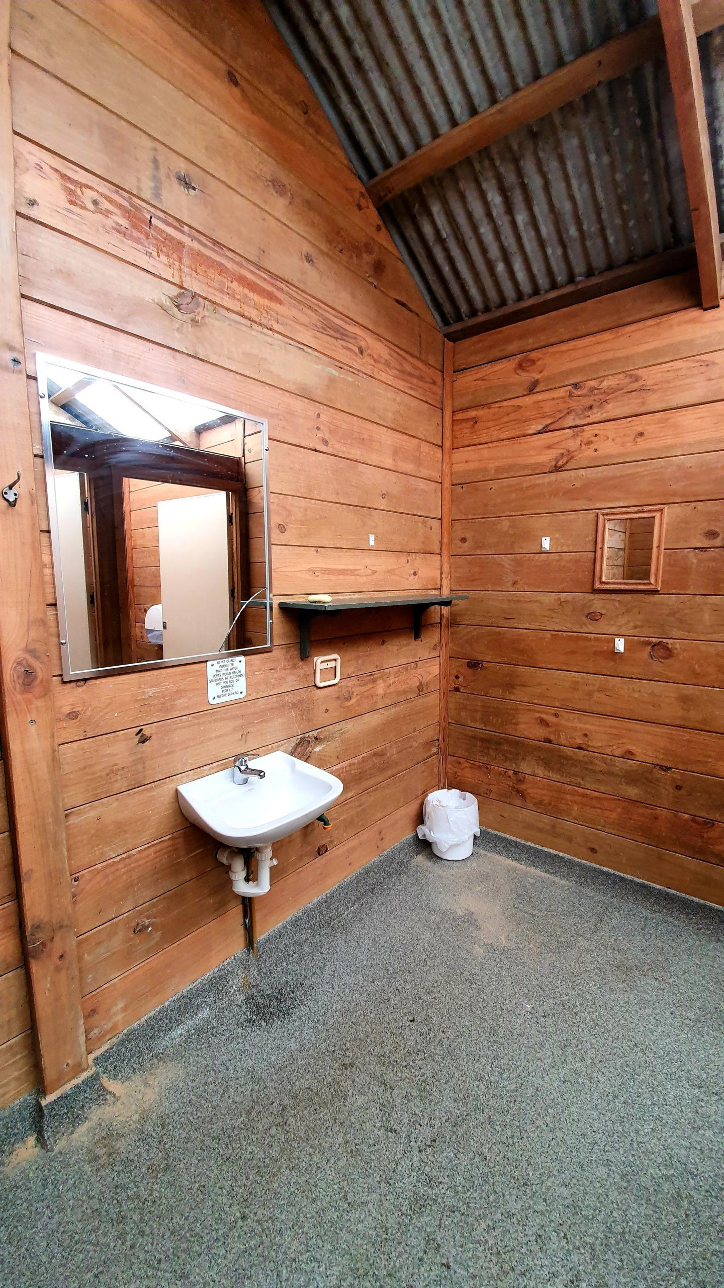 Stockyard łazienka