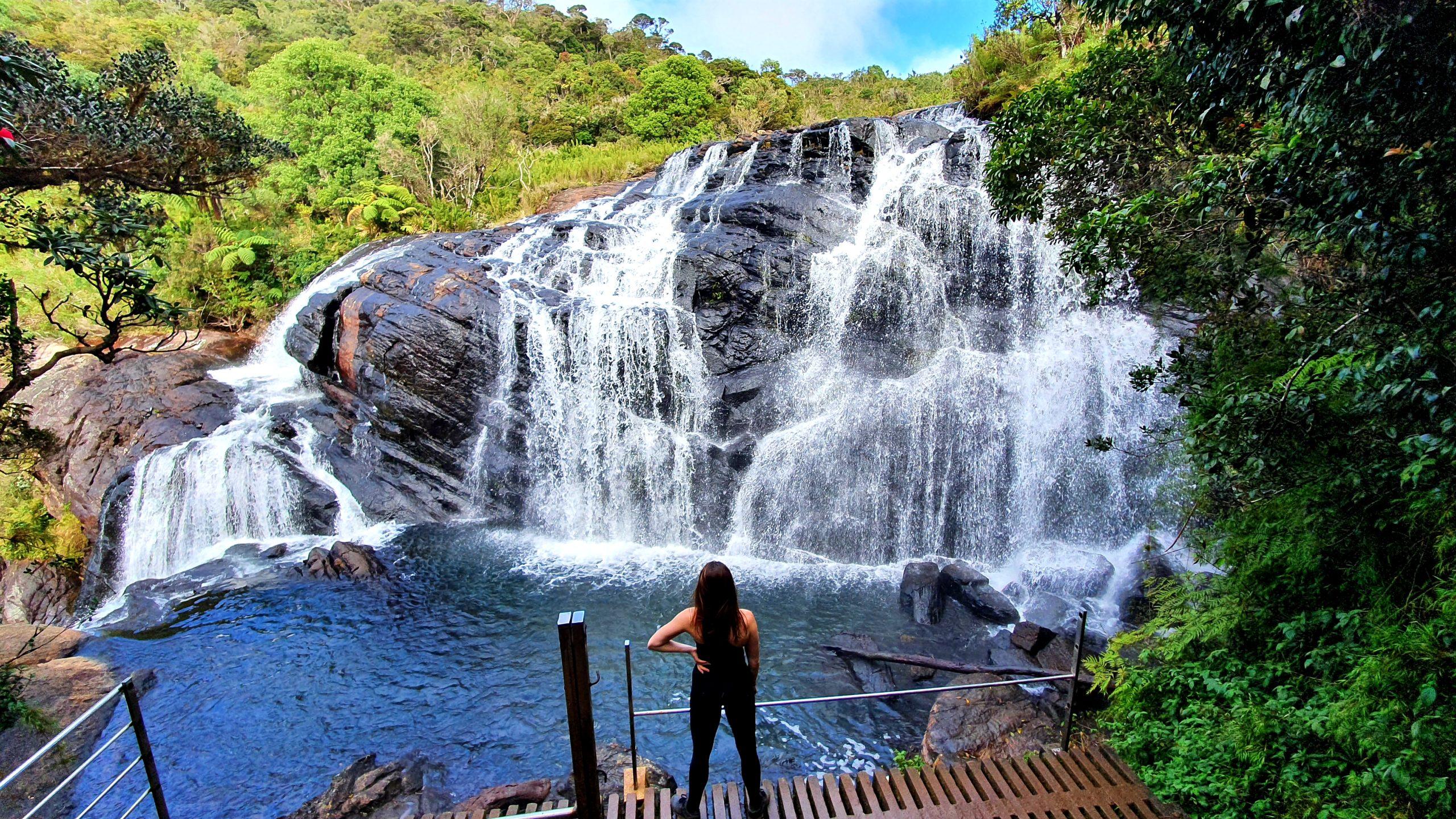 Bakers Falls Horton Plains Sri Lanka worth doing