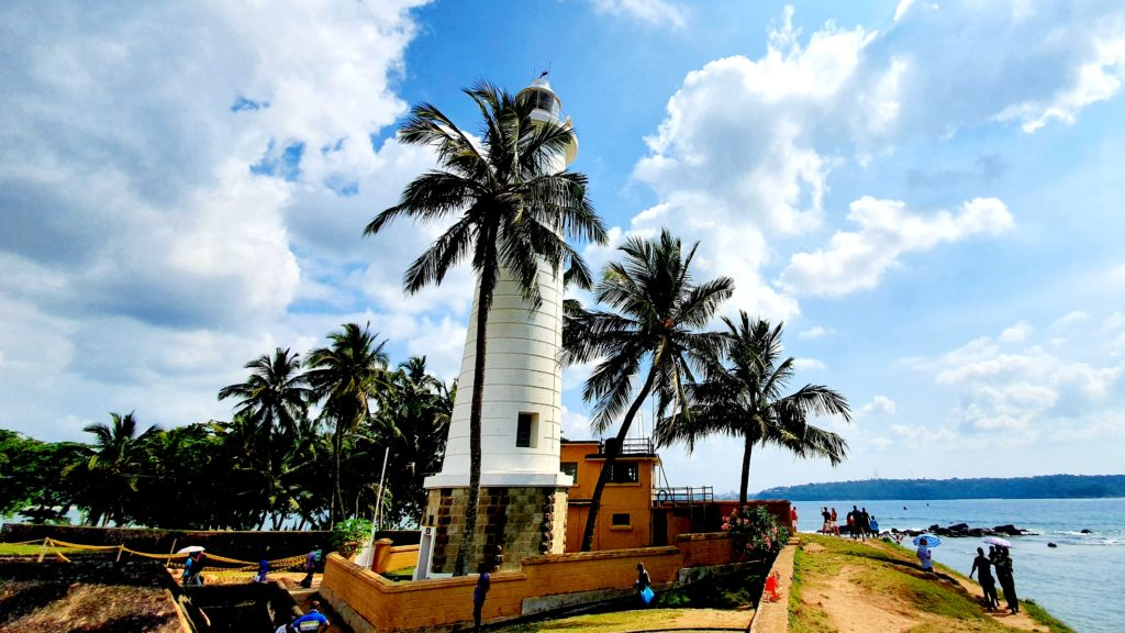 Galle is a must see place in Sri Lanka