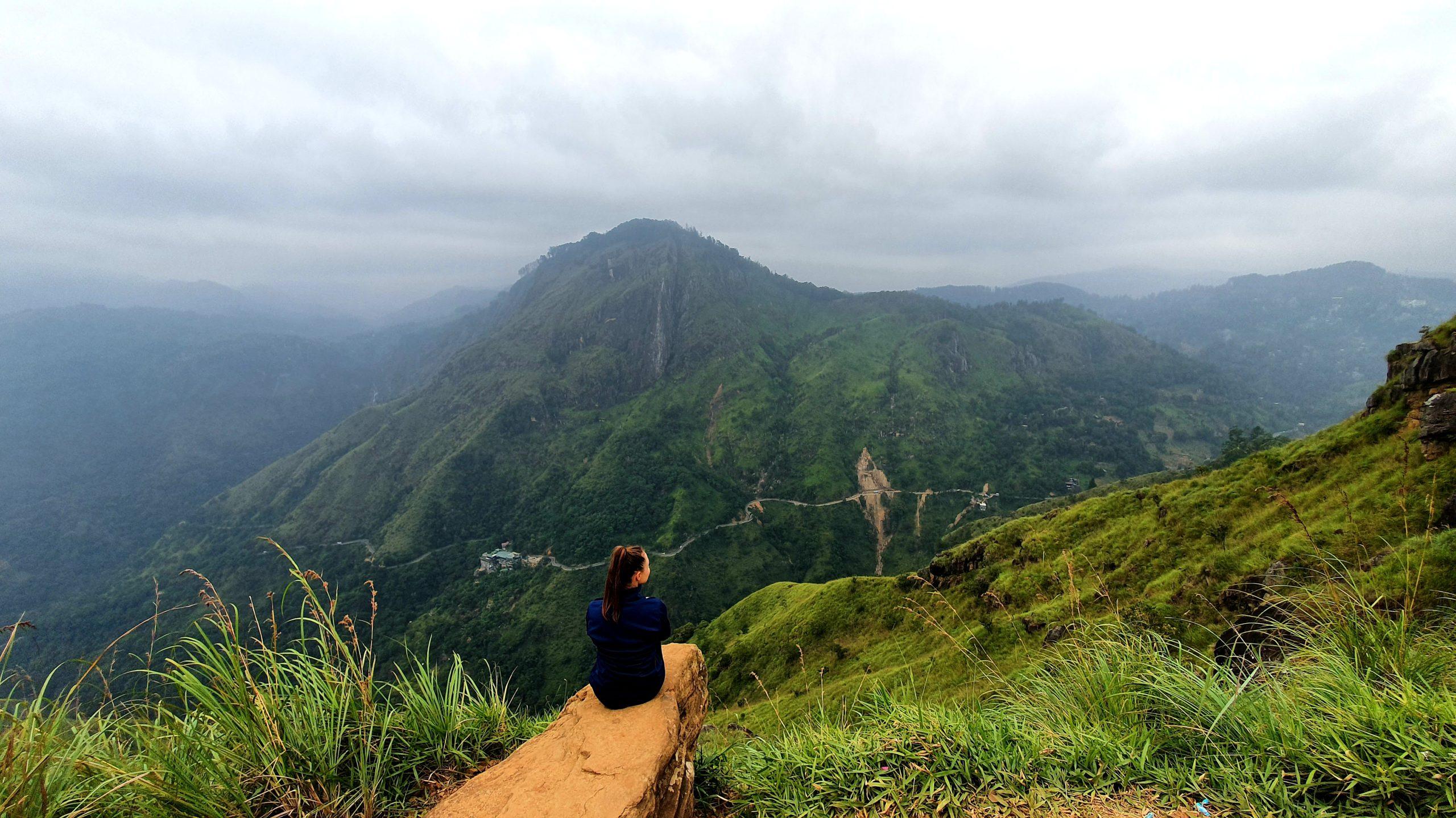 Little Adam's Peak Sri Lanka worth doing