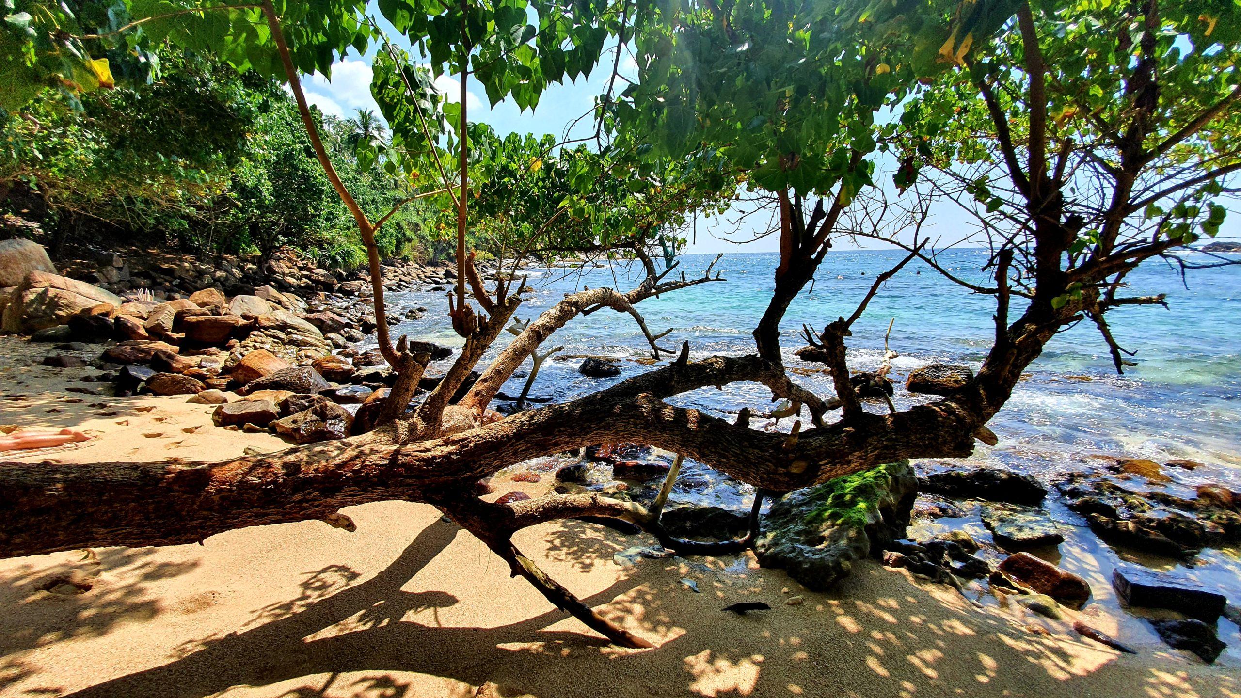 Secret Beach Sri Lanka must see places