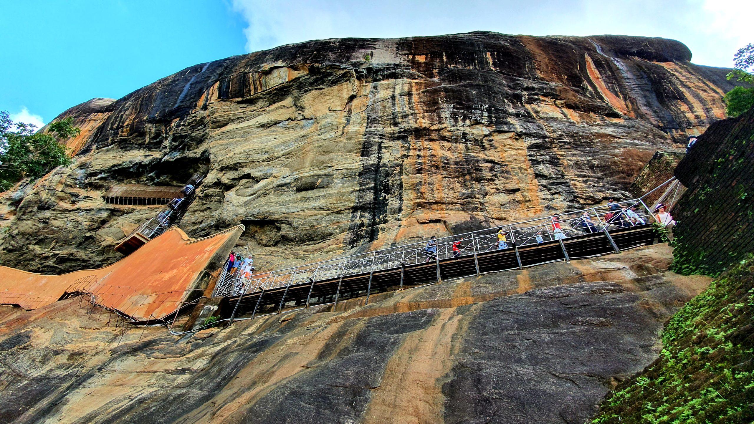 Sigiriya is one of the top things to do in Sri Lanka