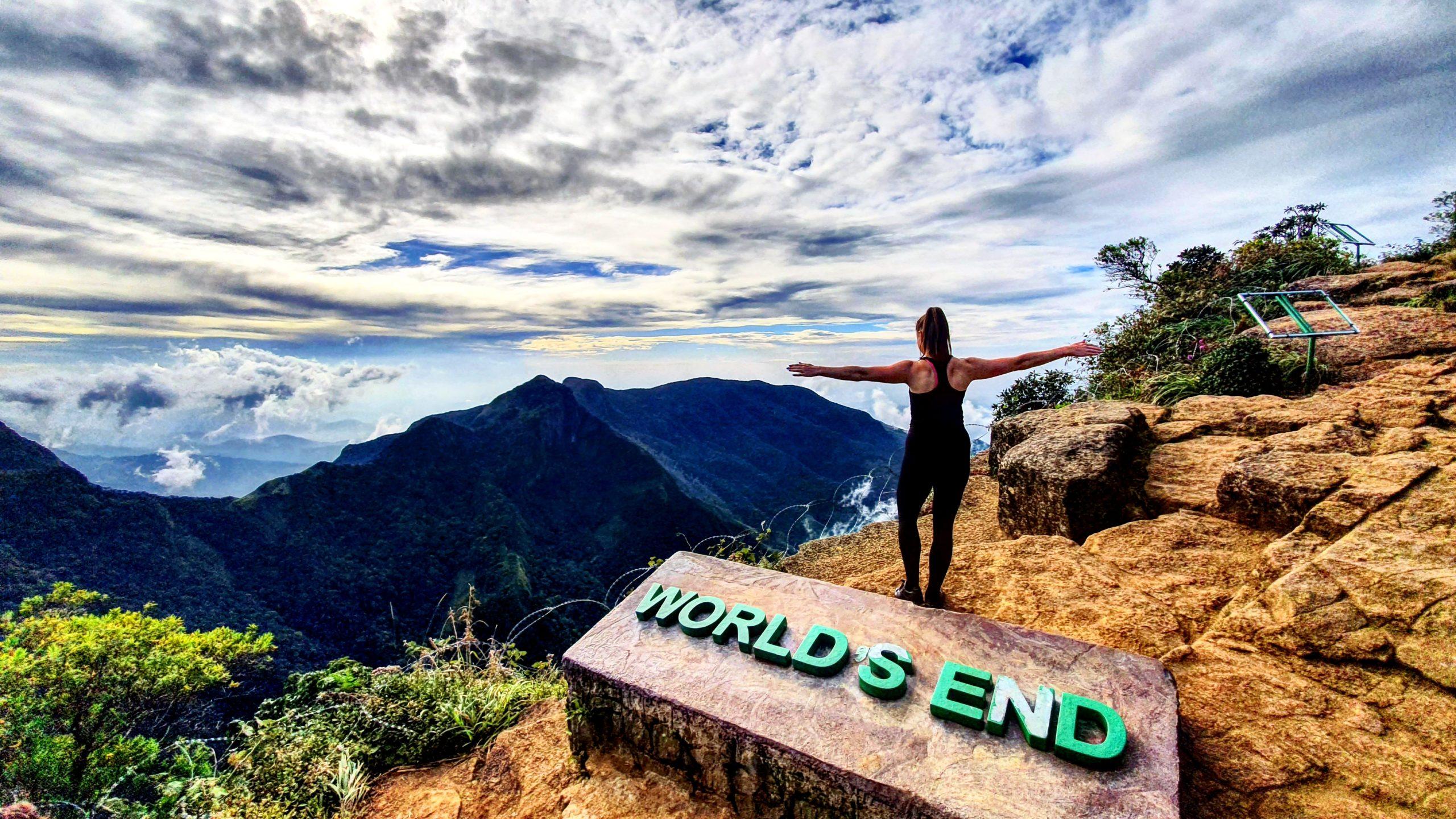 World's End Horton Plains Sri Lanka worth doing