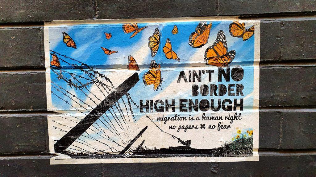 Carson Place street art Melbourne