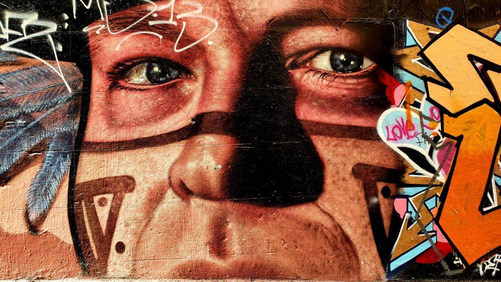 Hosier Lane sztuka uliczna Melbourne