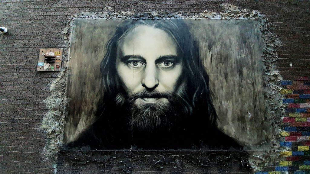 Strachan Lane street art Melbourne