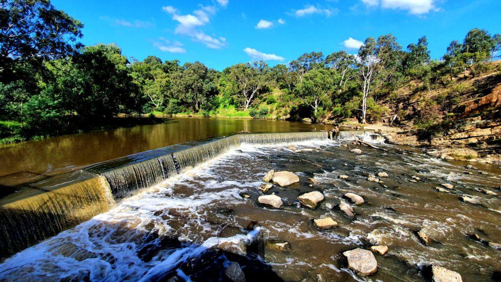 Merri Creek Trail Walking Tracks near Melbourne