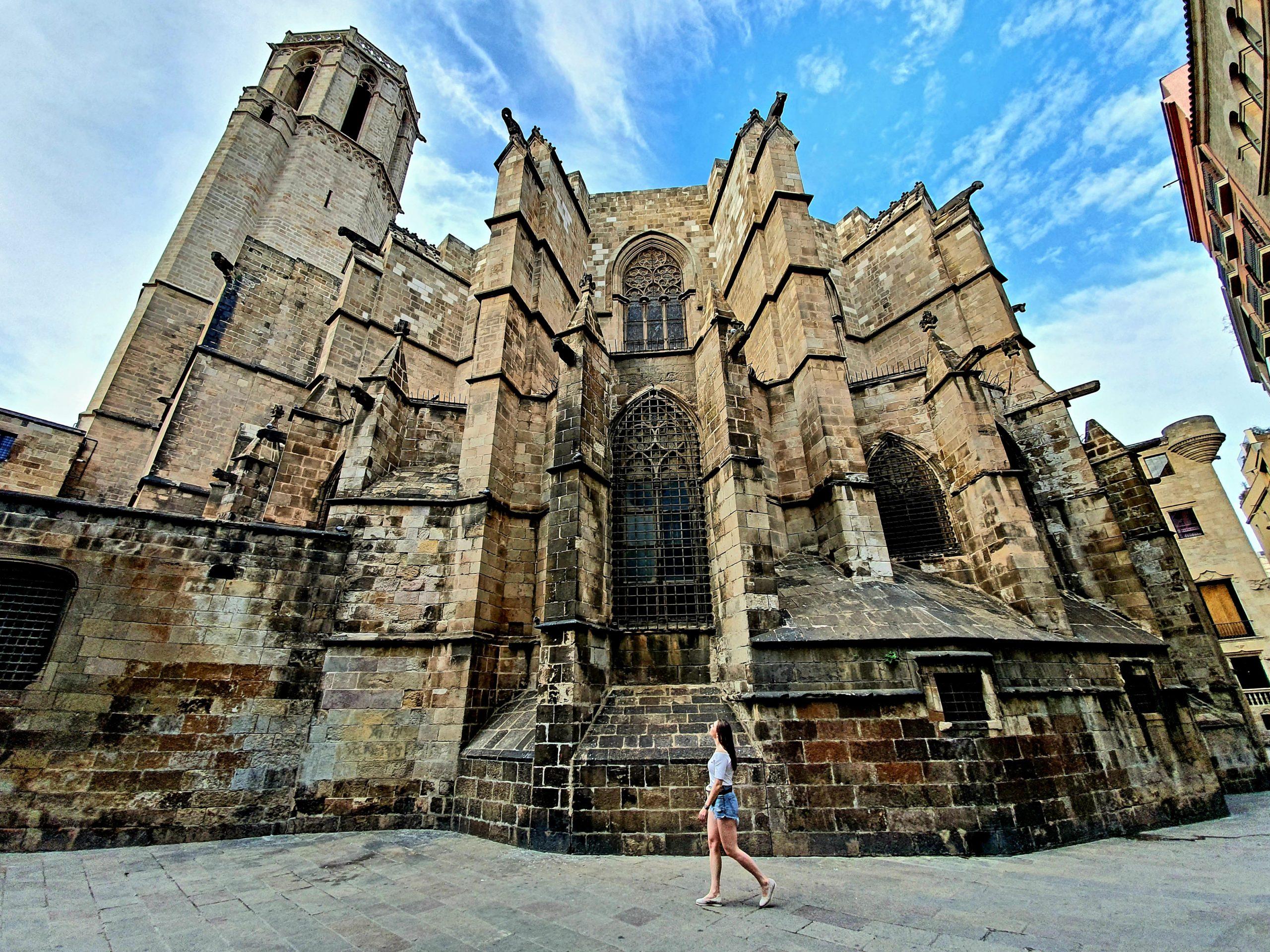Dzielnica gotycka Barcelona na weekend