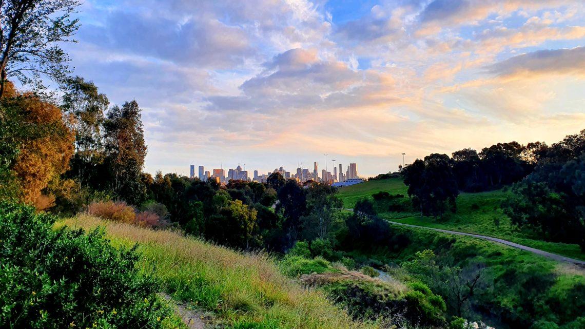 Walking Tracks near Melbourne