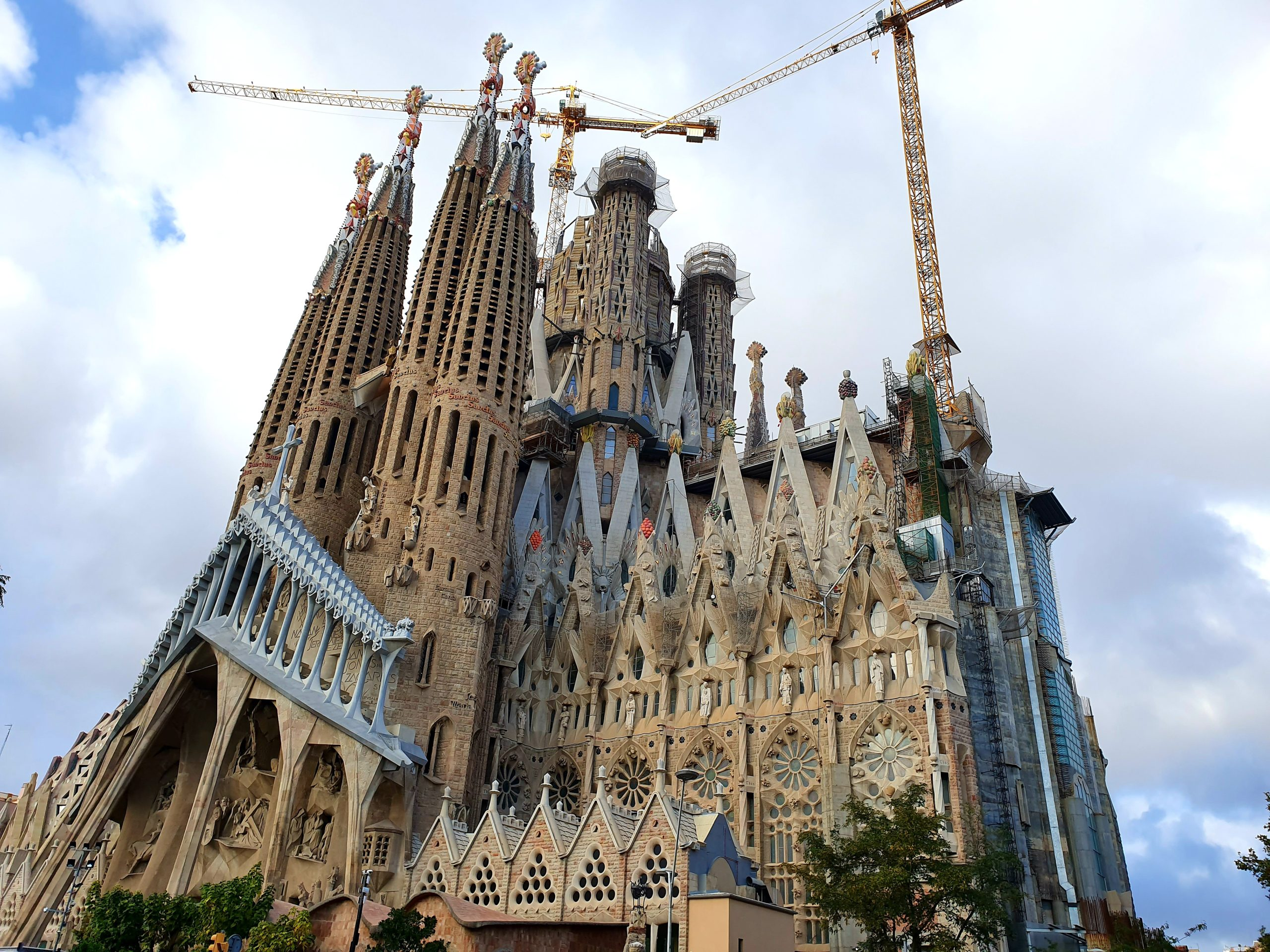Sagrada Familia weekend in Barcelona