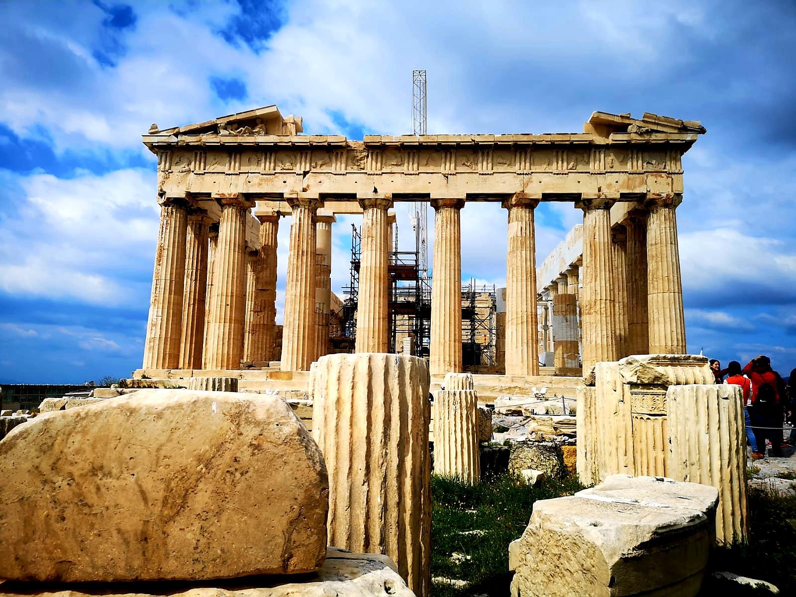 Acropolis weekend in Athens