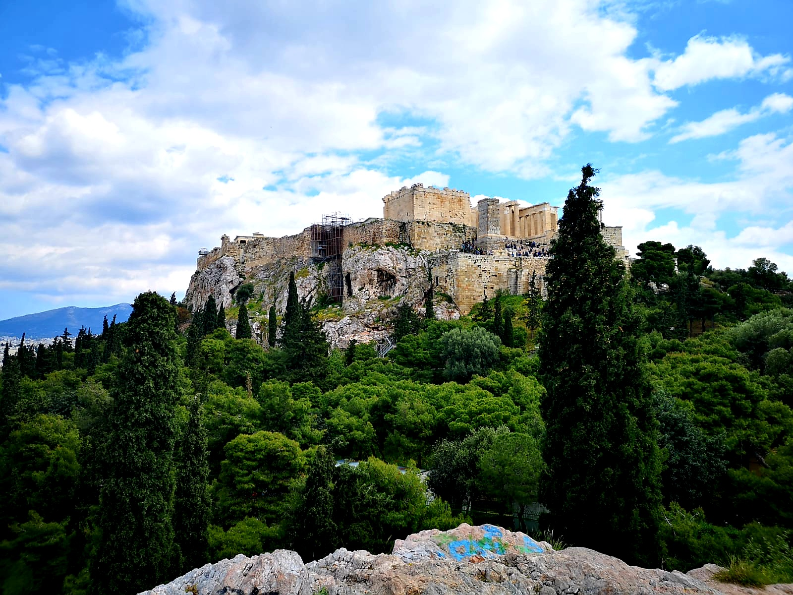 Areopagus weekend in Athens