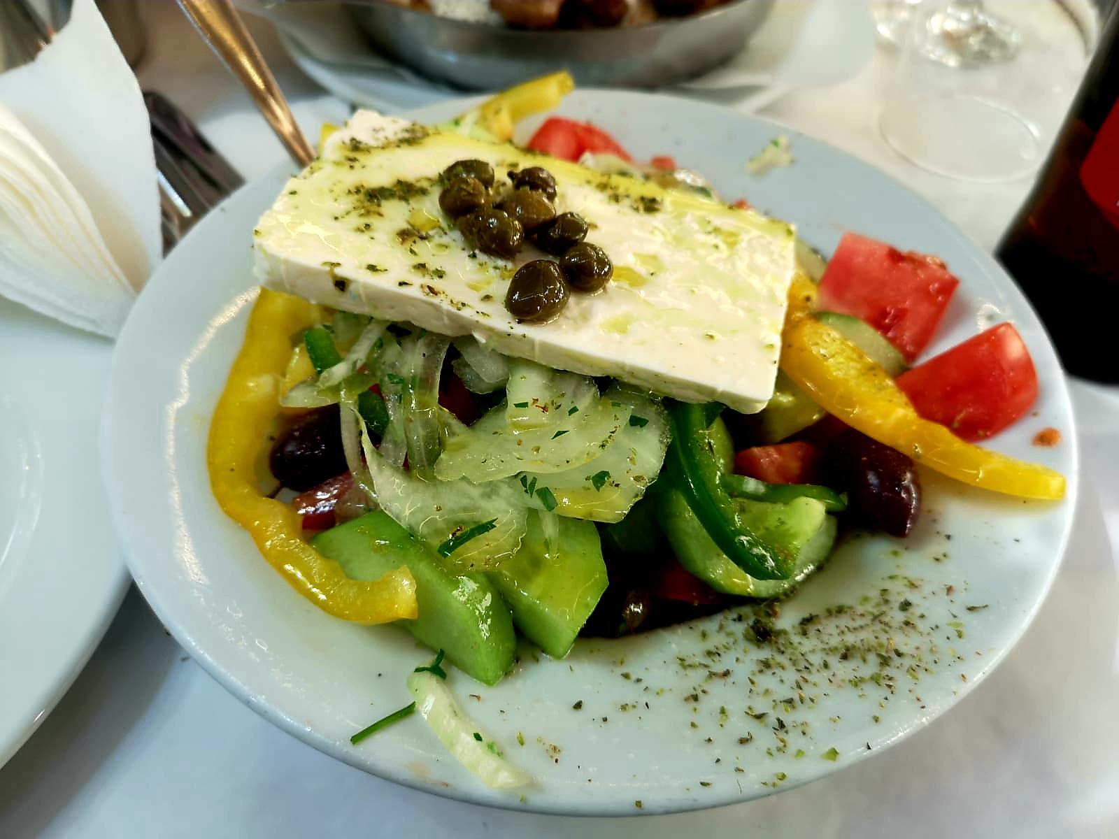 Sałatka grecka Ateny