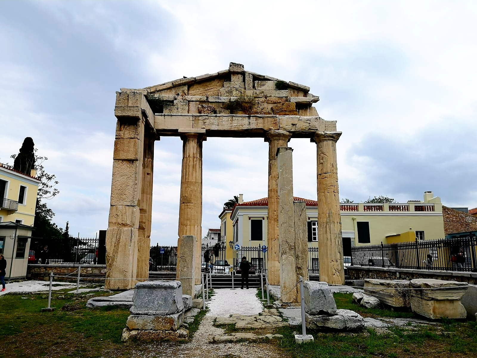 Roman Agora weekend in Athens