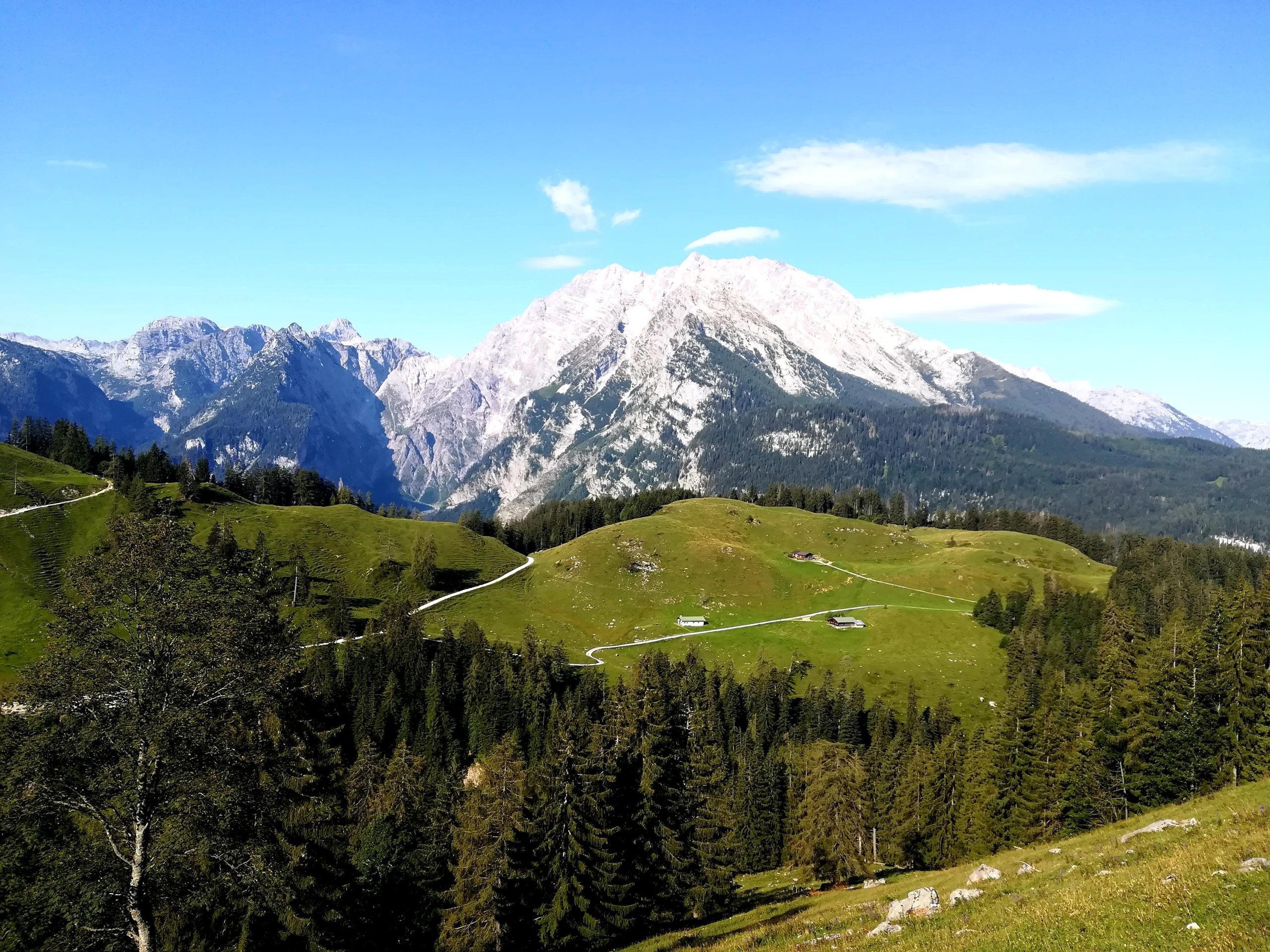 Mount Jenner Bavaria outdoor activities