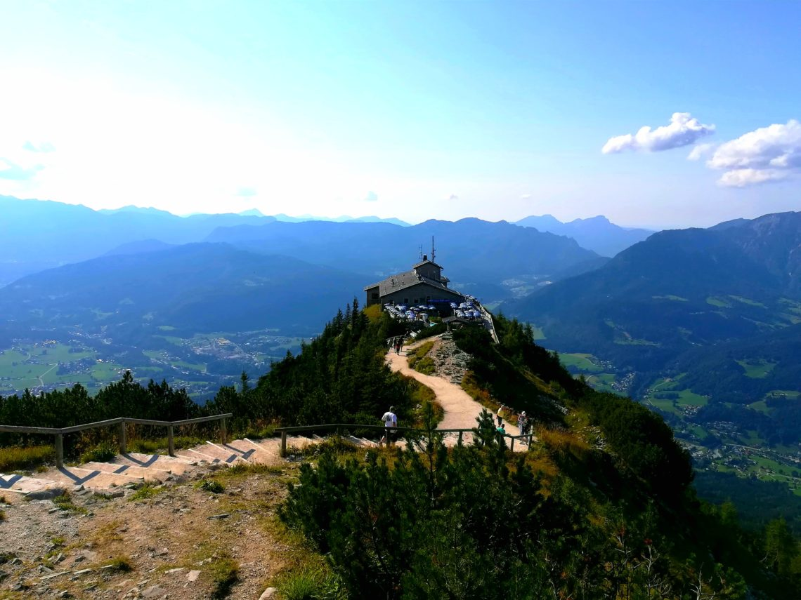 Kehlsteinhaus Bavaria outdoor activities