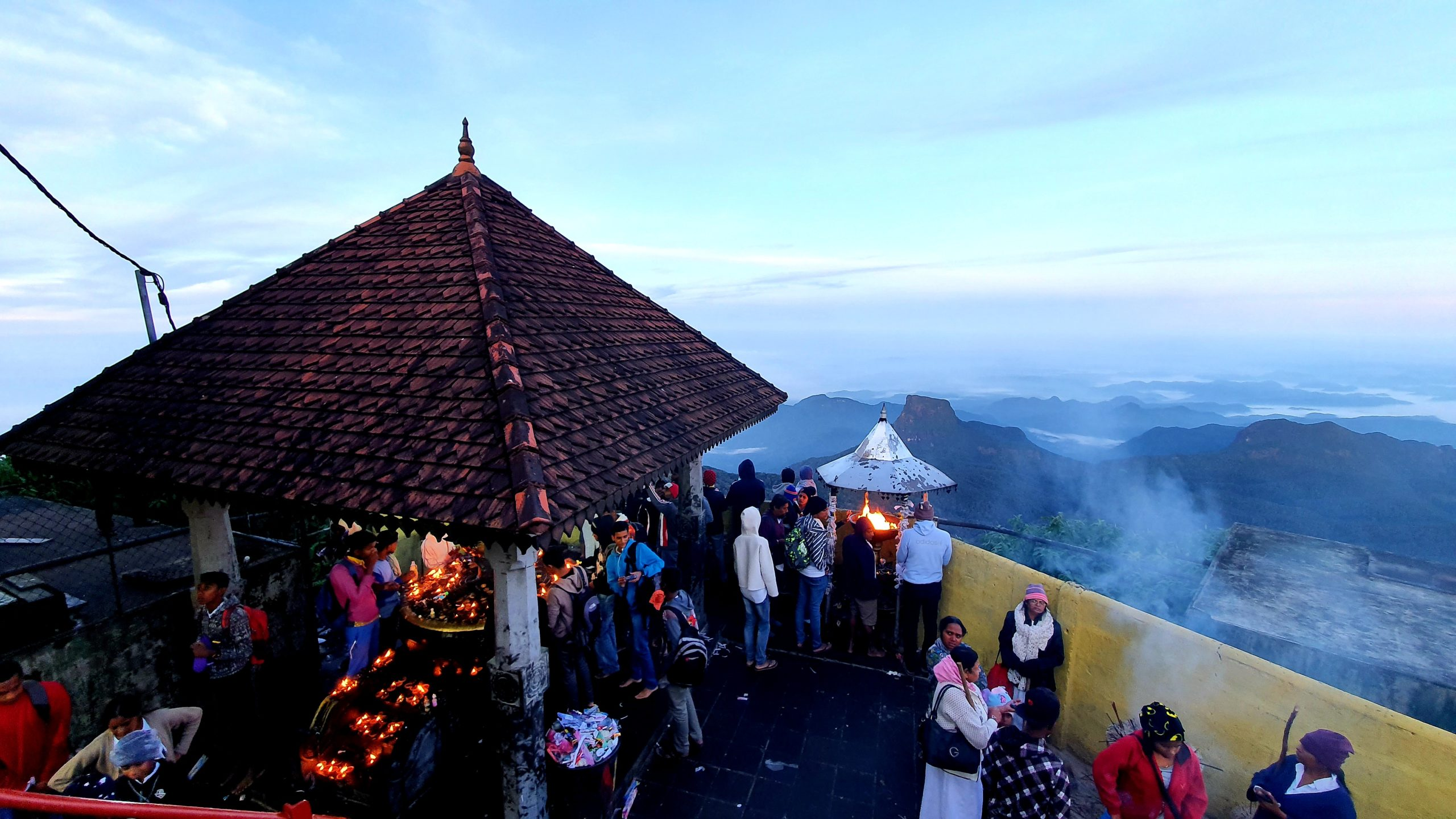 Adam's Peak Sri Lanka worth doing