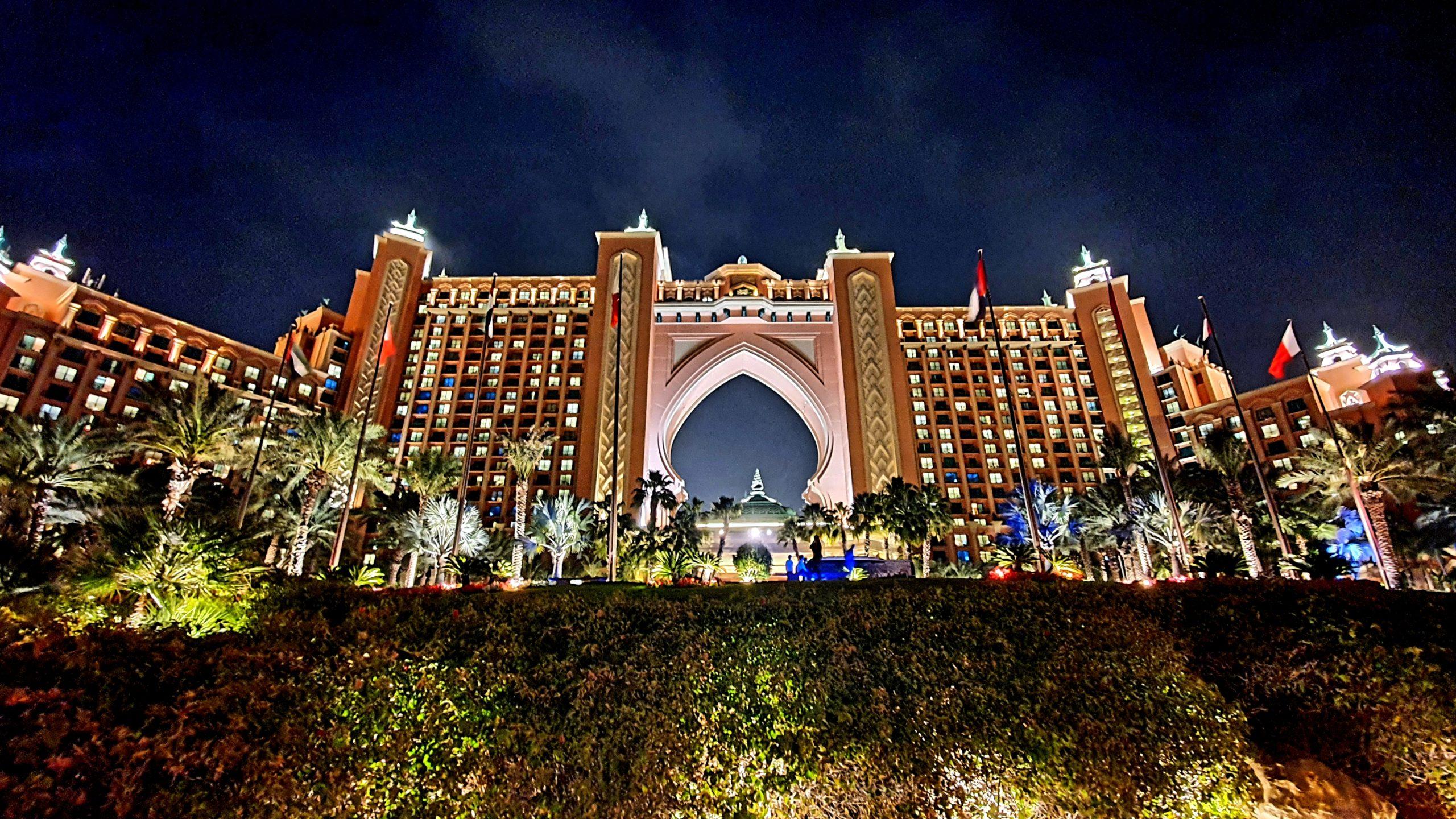 Palma Jumeirah dwa dni w Dubaju