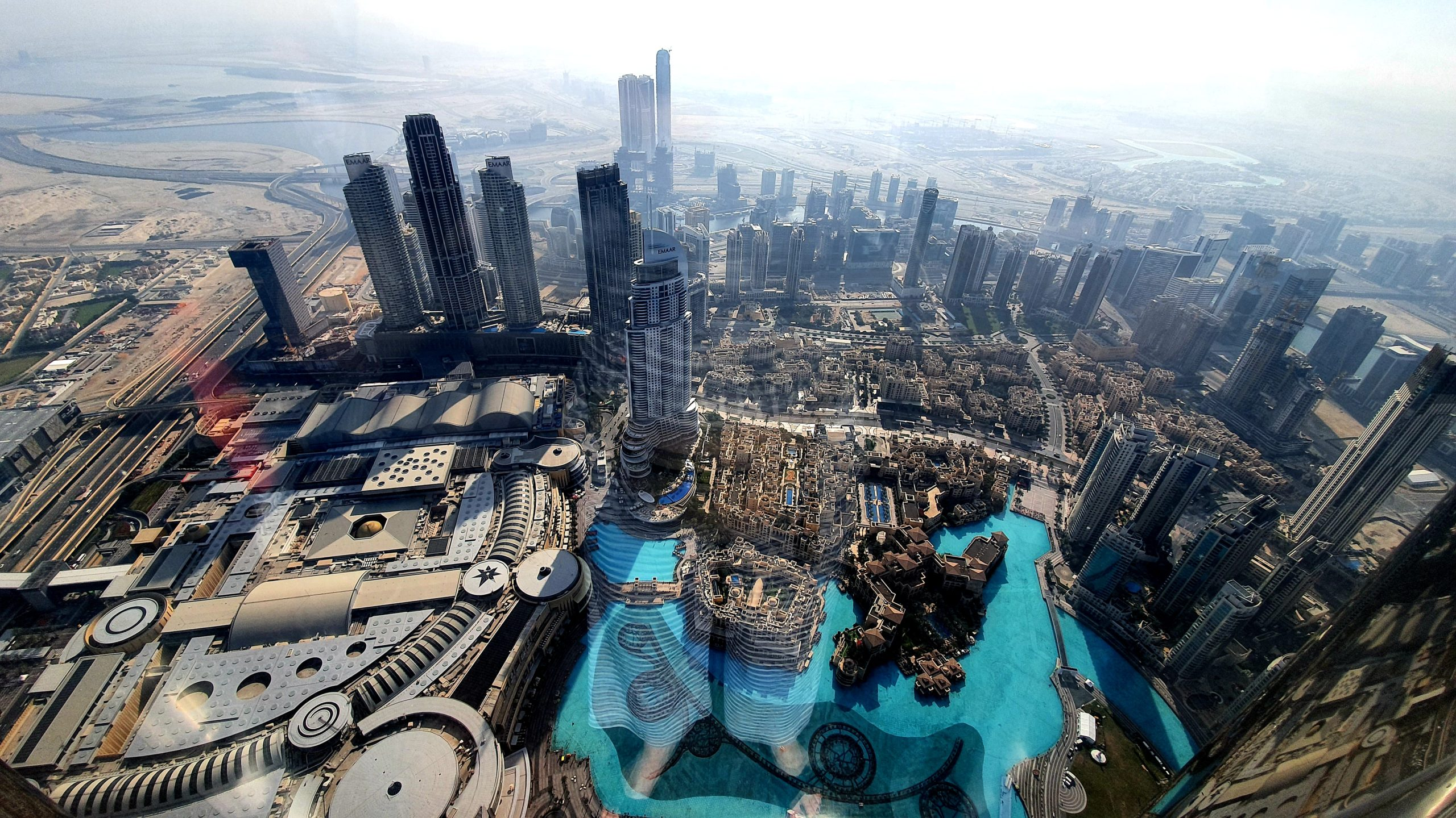 Burj Khalifa two days in Dubai