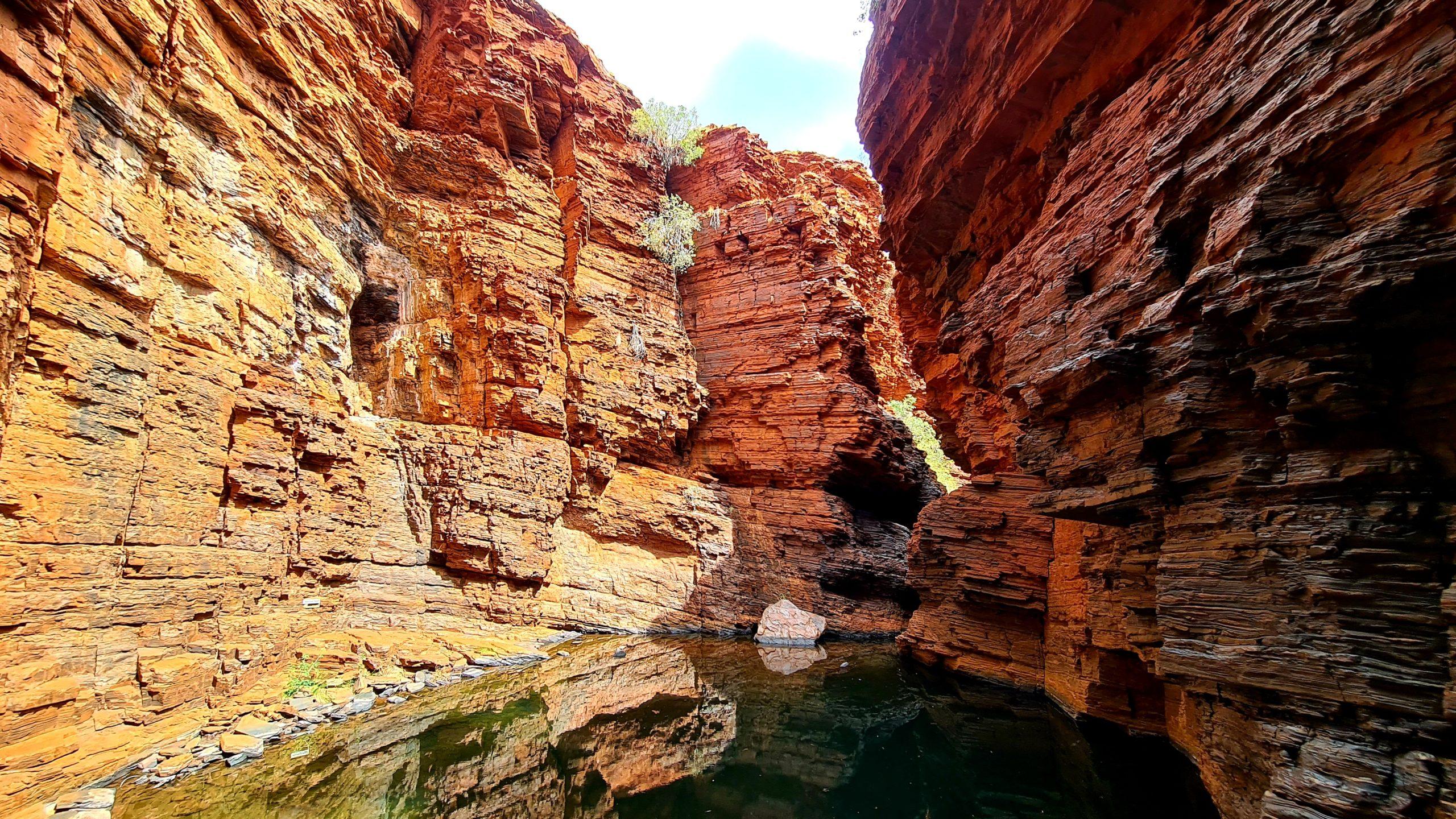 Park Narodowy Karijini Weano Gorge