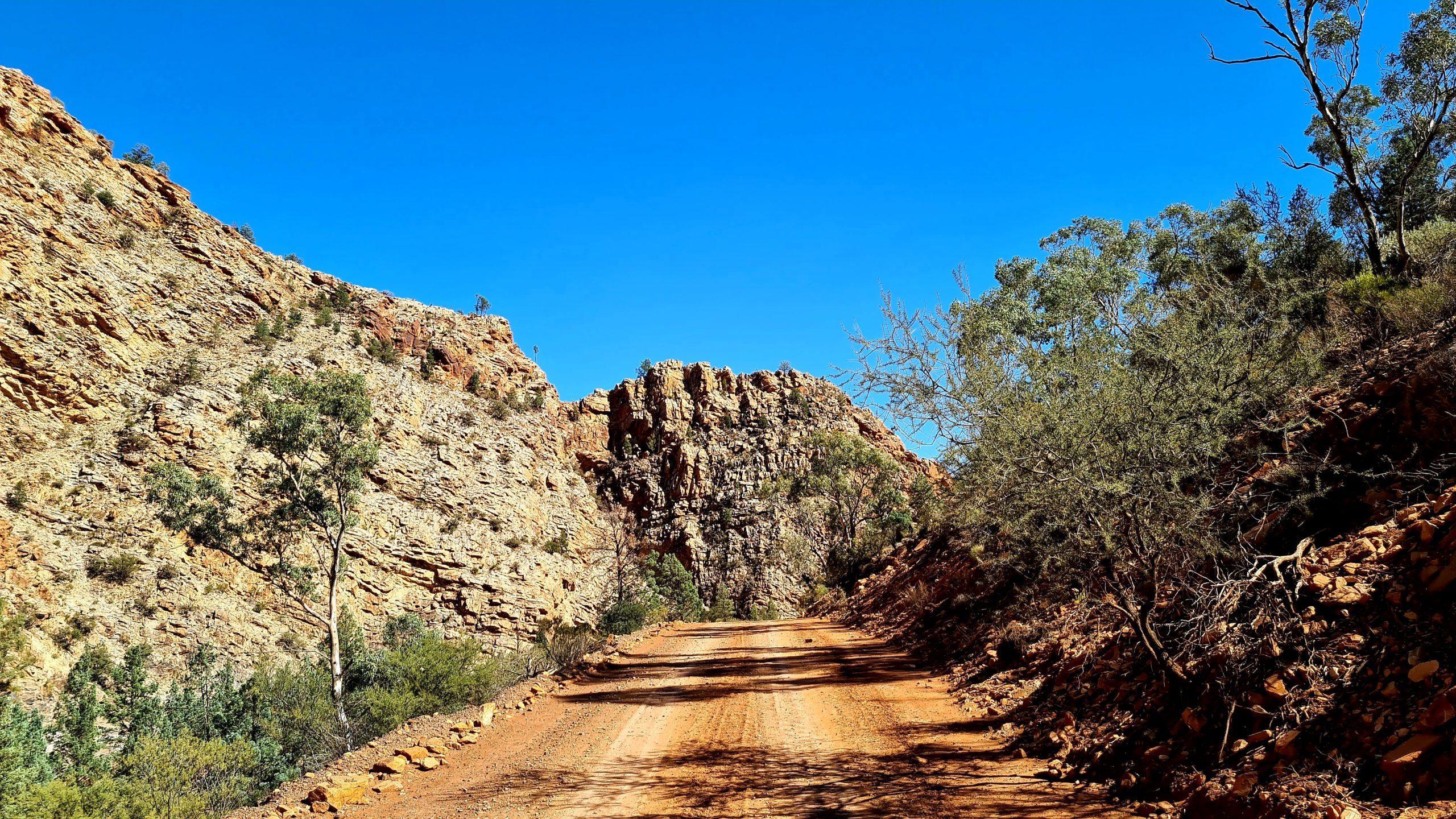 Flinders Ranges National Park Scenic Drive