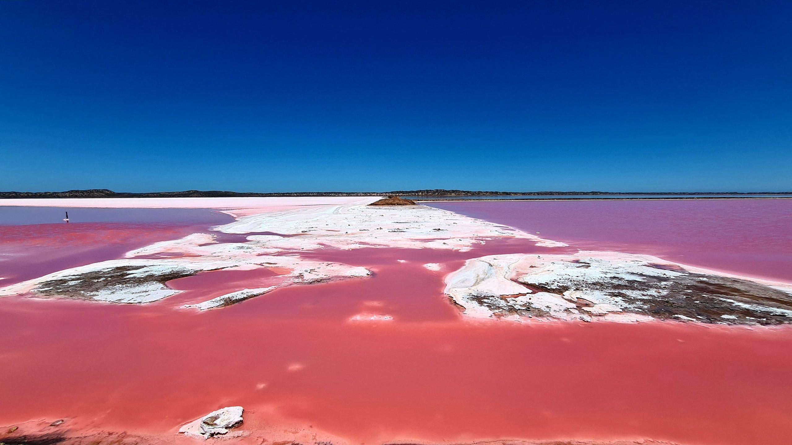 Park Narodowy Kalbarri Hutt Lagoon