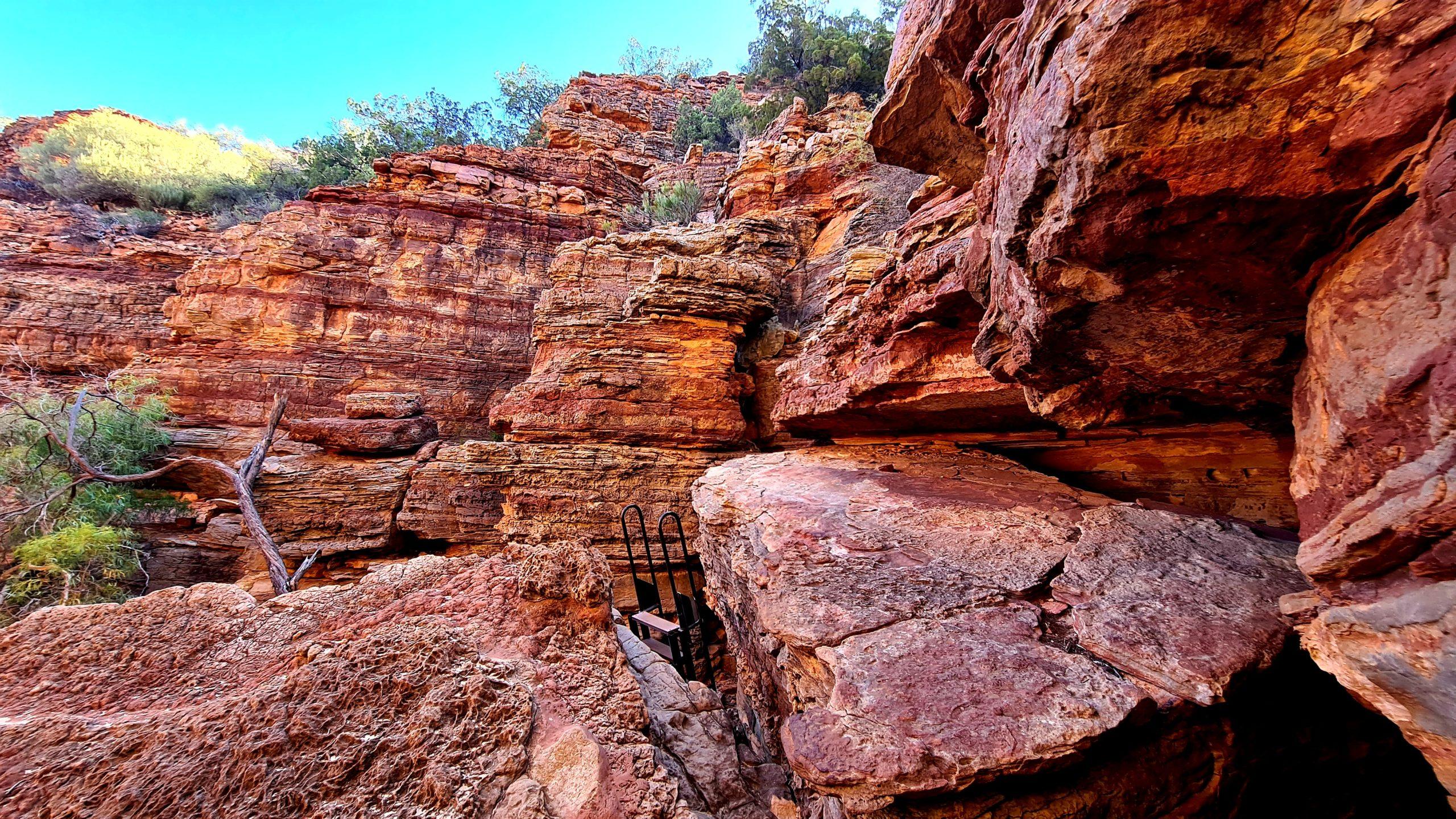 Kalbarri National Park Z Bend River Trail