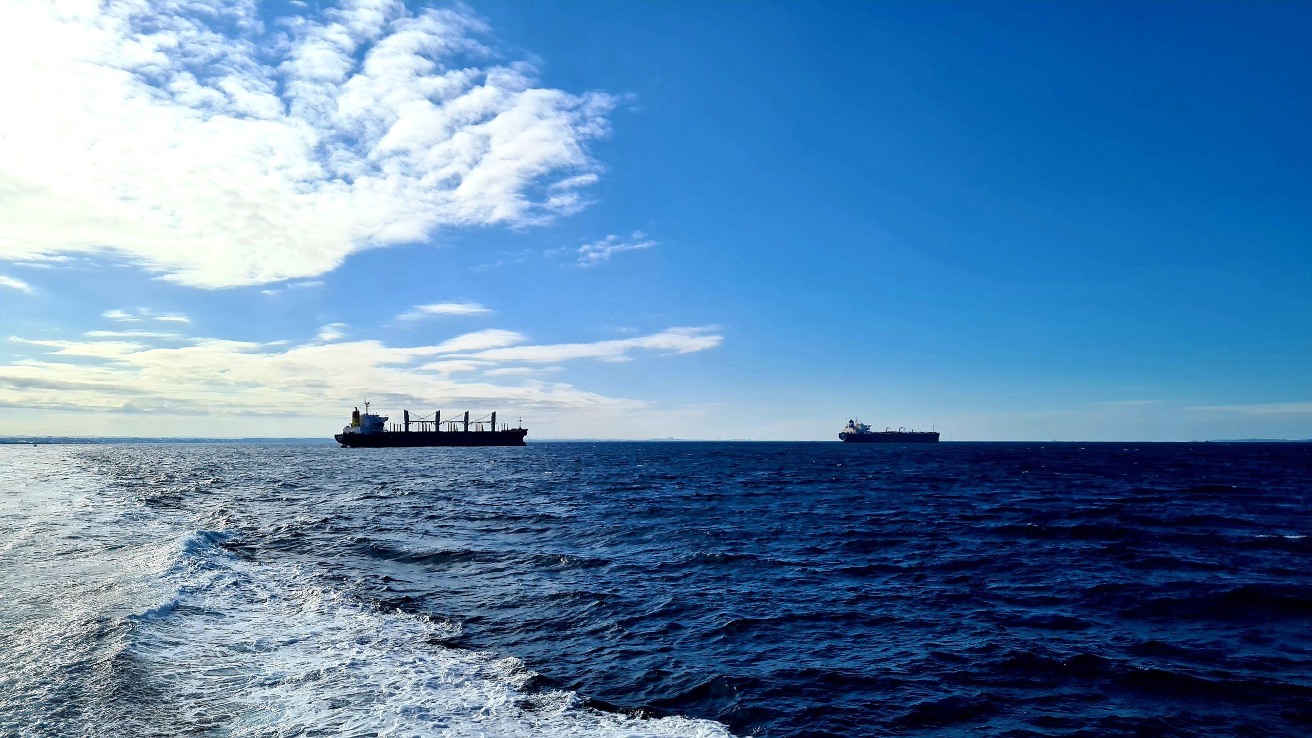 Rejs statkiem do Perth