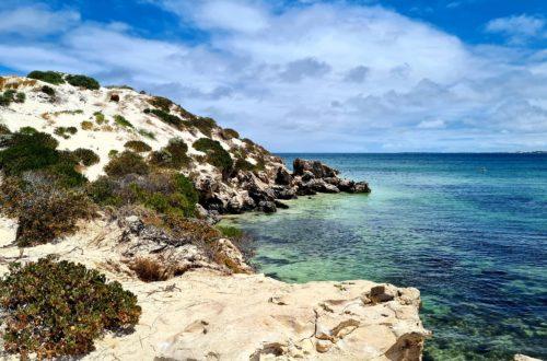 Jurien Bay in Western Australia