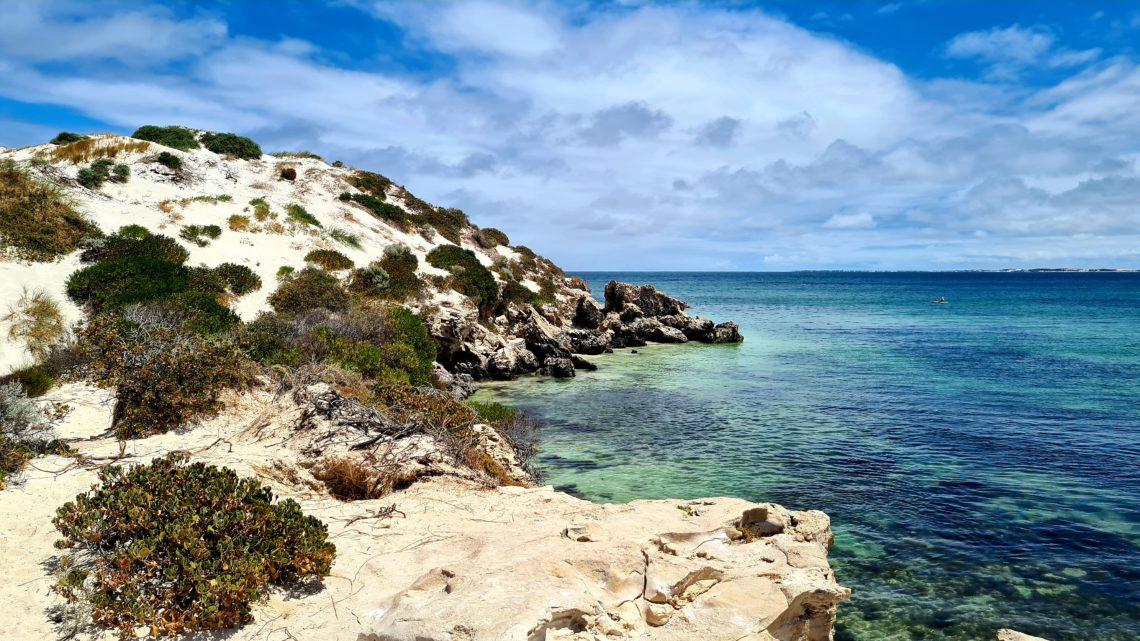 Jurien Bay w Zachodniej Australii