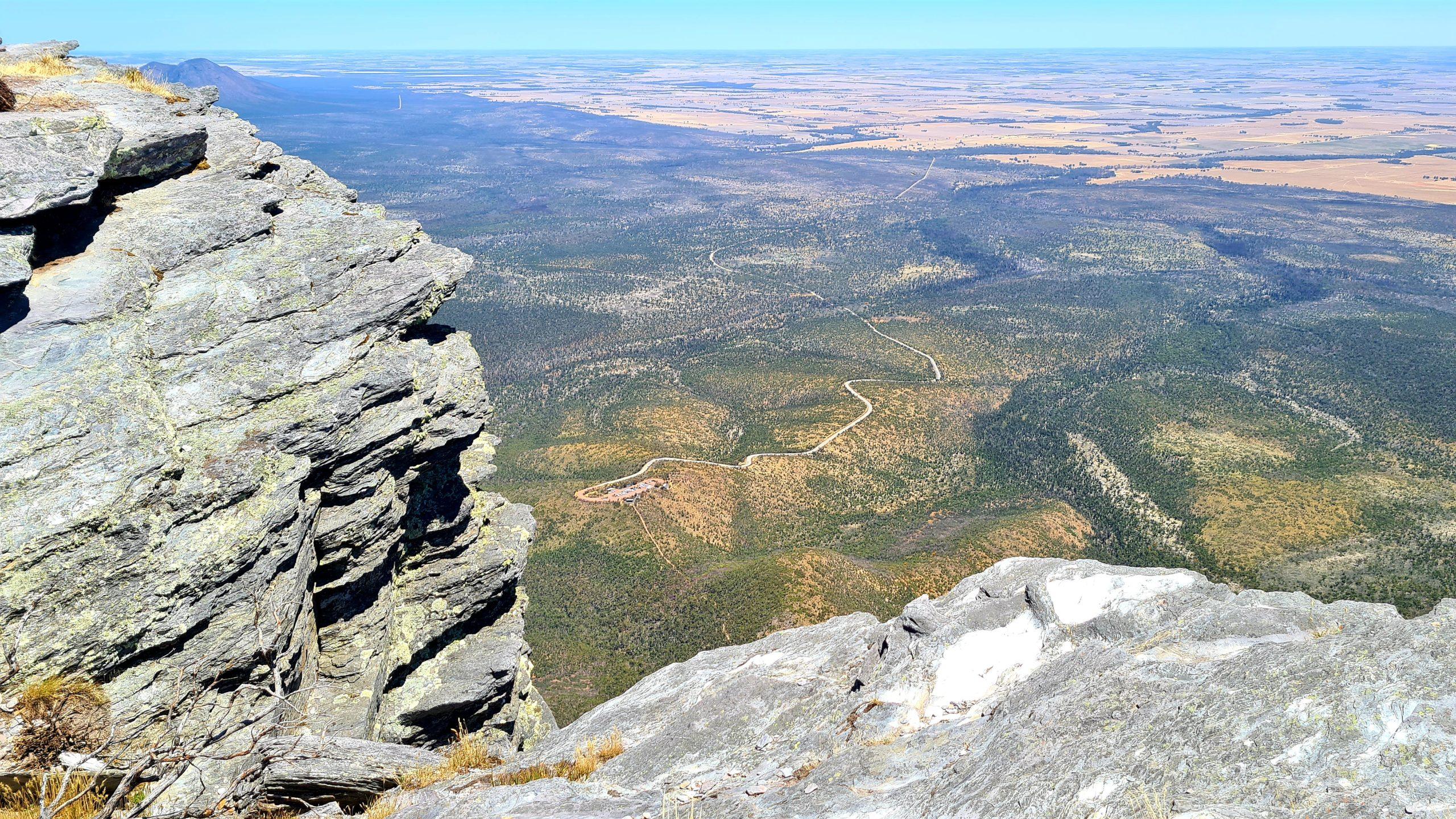 Park Narodowy Stirling Range Bluff Knoll