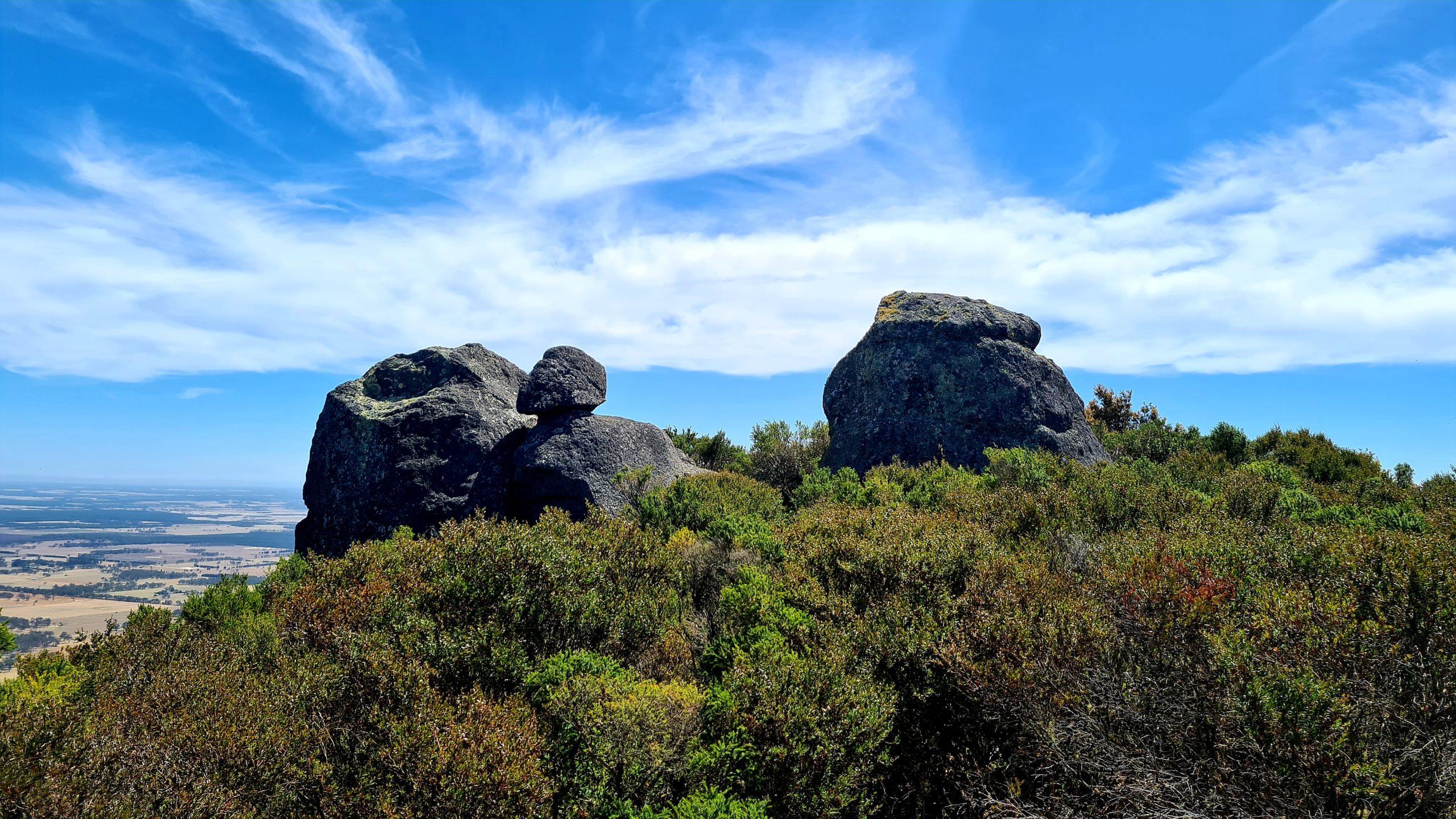 Porongurup National Park Hayward Peak and Nancy Peak
