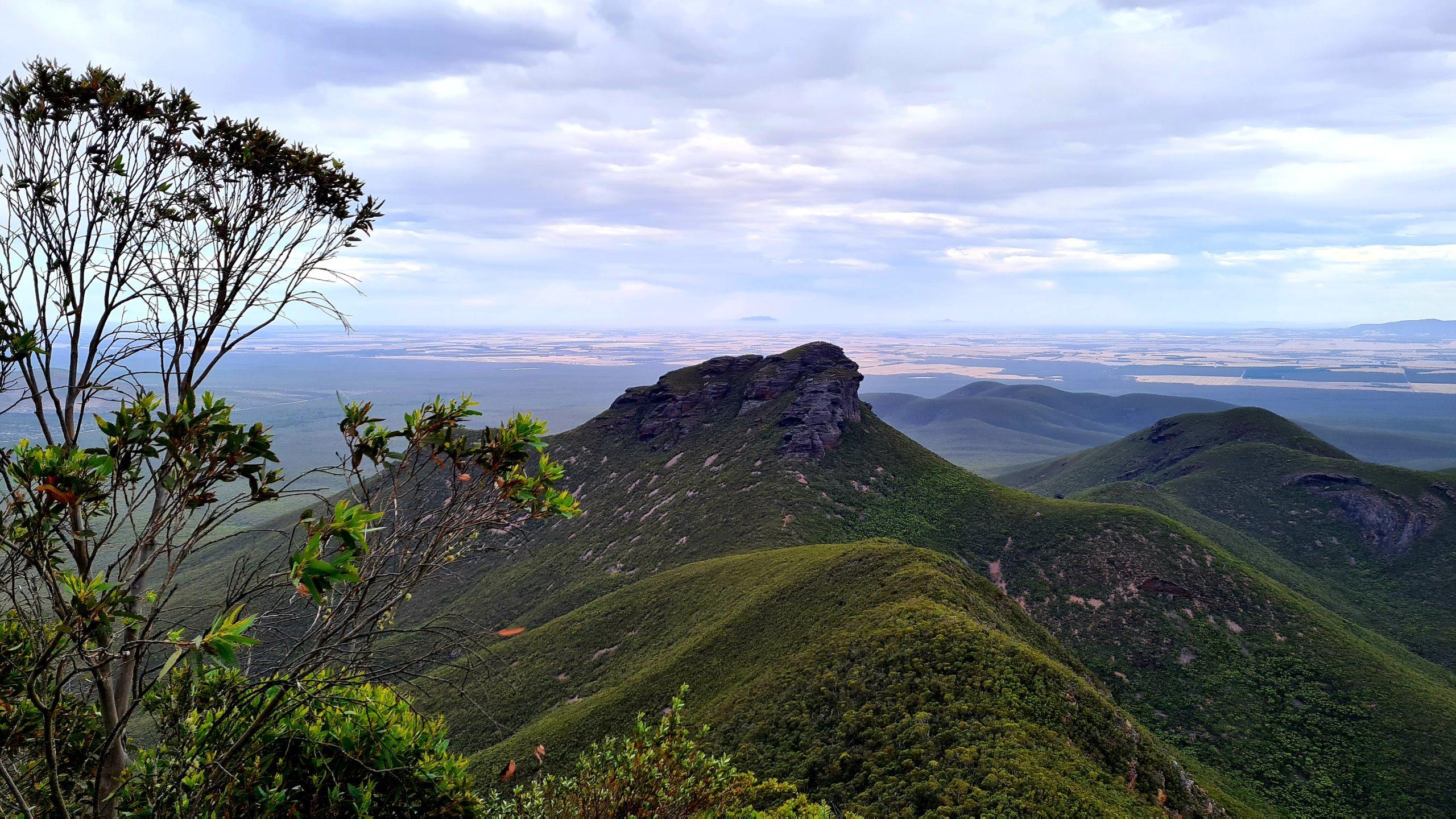 Park Narodowy Stirling Range Mount Magog