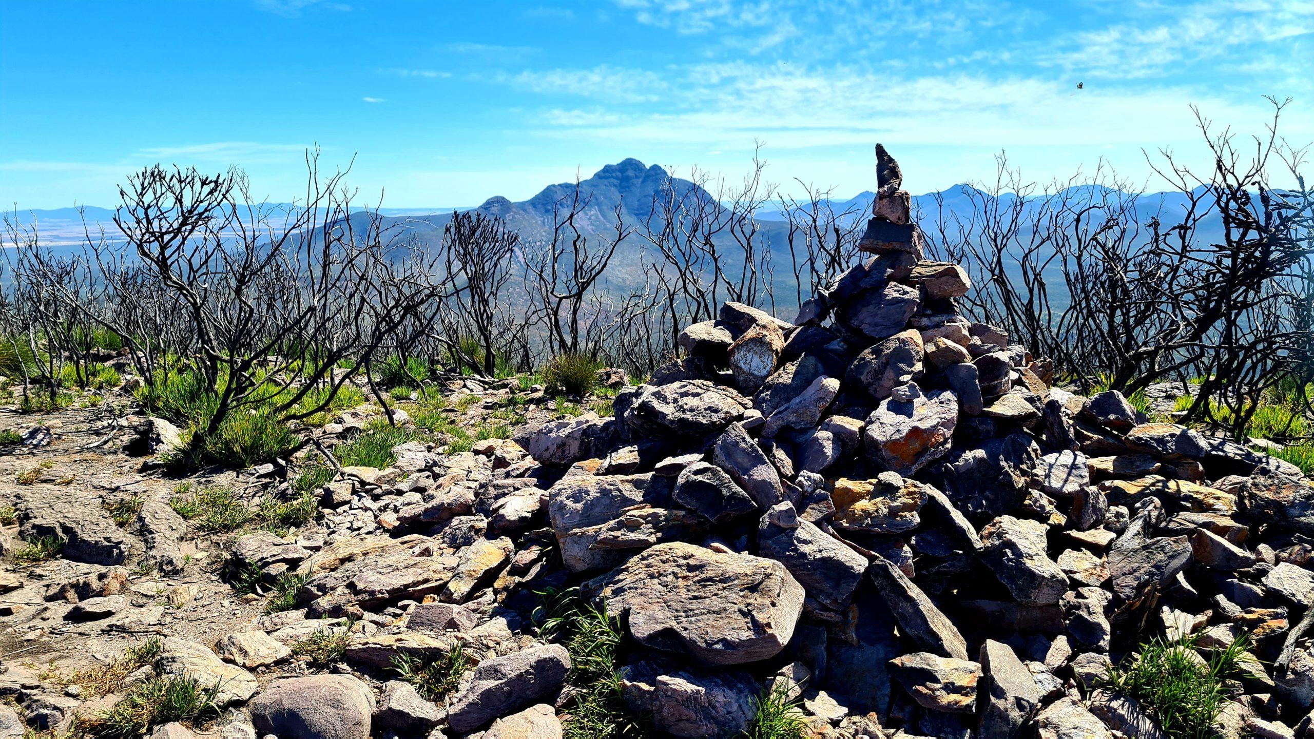 Park Narodowy Stirling Range Mount Trio
