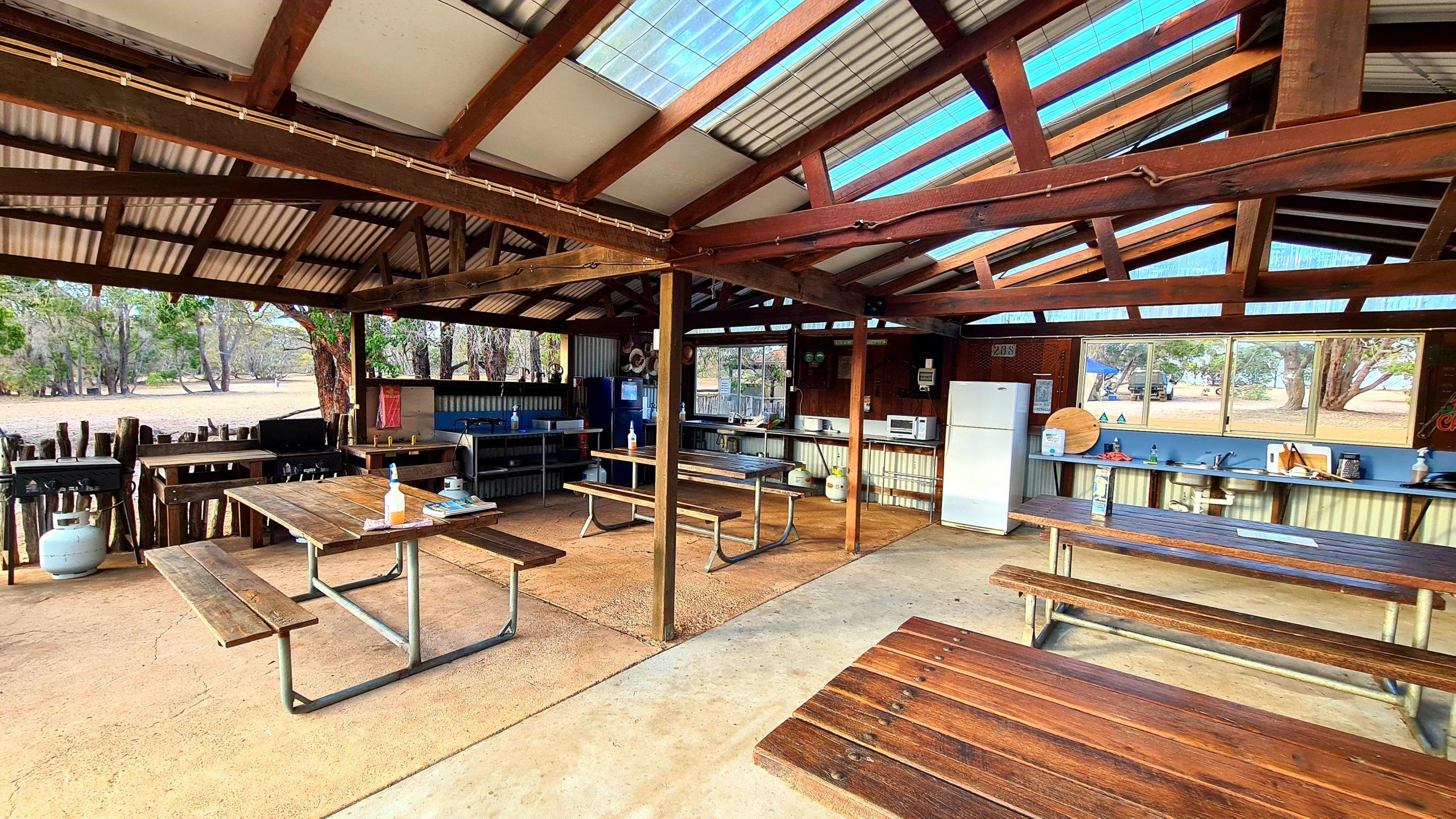 Mt Trio Bush Camp & Caravan Park