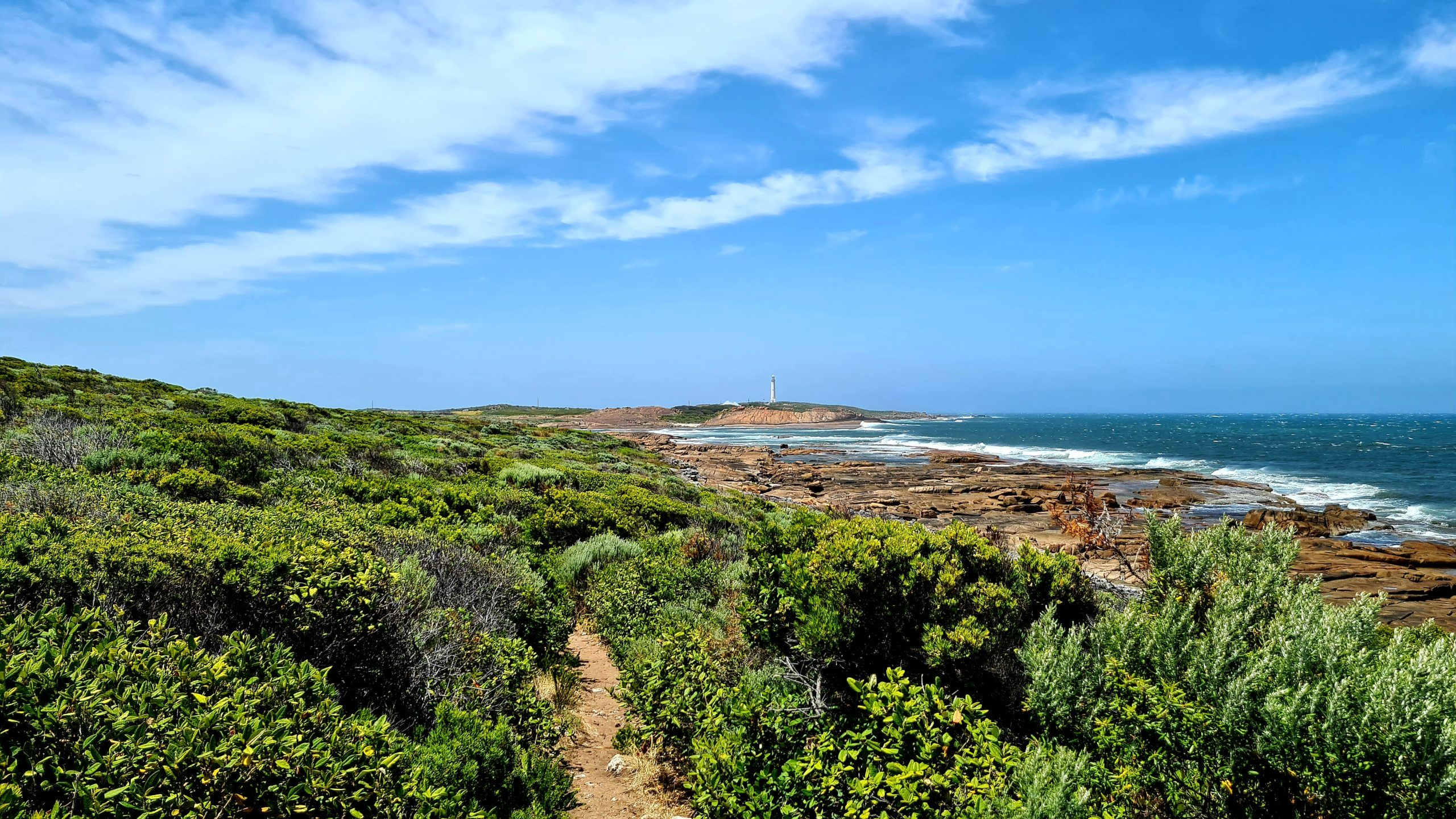 Cape to Cape Track 7-day itinerary